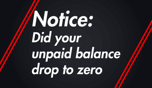 NiceHashのエラー Notice: Did your unpaid balance drop to zero? That means you can expect a payment from us soon. We are currently processing payments – please be patient.